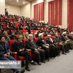 اولین یادواره شهدای بهمنماه شهرستان سرخس (۱۱)