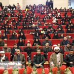 اولین یادواره شهدای بهمنماه شهرستان سرخس (۱۳)