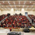 اولین یادواره شهدای بهمنماه شهرستان سرخس