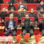 اولین یادواره شهدای بهمنماه شهرستان سرخس (۵)