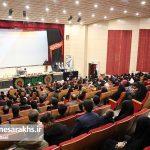 اولین یادواره شهدای بهمنماه شهرستان سرخس (۷)