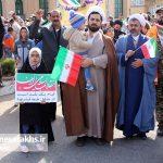راهپیمایی یوم الله ۲۲بهمن در شهرستان سرخس (۱۴)