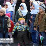 راهپیمایی یوم الله ۲۲بهمن در شهرستان سرخس (۲)