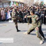 راهپیمایی یوم الله ۲۲بهمن در شهرستان سرخس (۳)