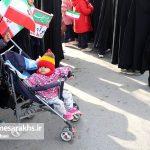 راهپیمایی یوم الله ۲۲بهمن در شهرستان سرخس (۶)