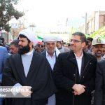 راهپیمایی یوم الله ۲۲بهمن در شهرستان سرخس (۹)