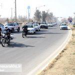 گرامیداشت اولین روز از دهه مبارک فجر در سرخس (۱۱)