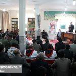 گرامیداشت اولین روز از دهه مبارک فجر در سرخس (۵)