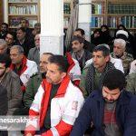 گرامیداشت اولین روز از دهه مبارک فجر در سرخس (۶)