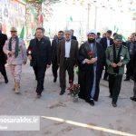 گرامیداشت اولین روز از دهه مبارک فجر در سرخس (۷)