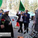 گرامیداشت اولین روز از دهه مبارک فجر در سرخس (۸)