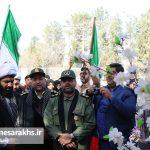 گرامیداشت اولین روز از دهه مبارک فجر در سرخس (۹)