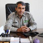دستگیری صیاد پرندگان شکاری در سرخس