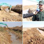 کشاورزان ۱۲ روستای سرخس از روان آبهای فصلی بهرهمند میشوند