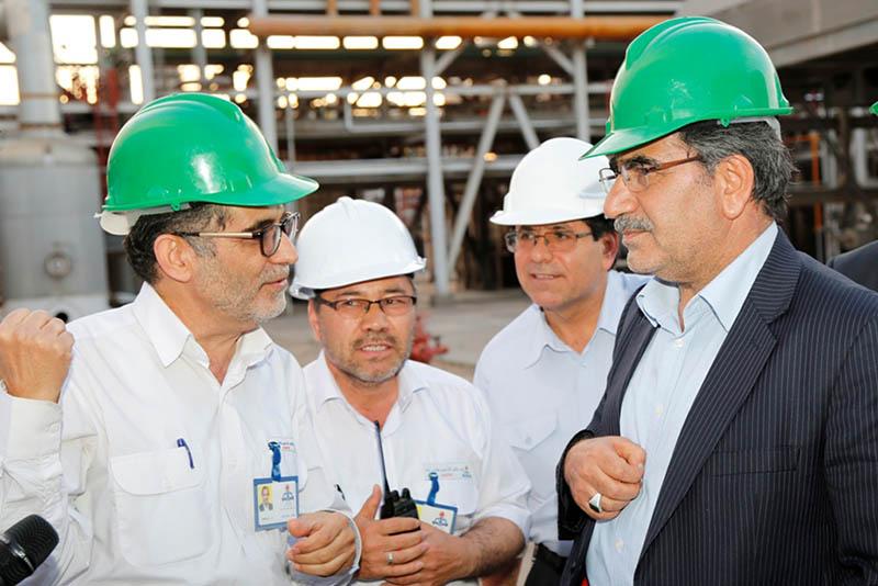«پالایشگاه سرخس» برند شرکت ملی گاز در پایداری تولید گاز طبیعی است