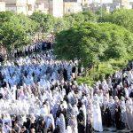 تصاویر اقامه نماز عید فطر در سرخس (۱۱)