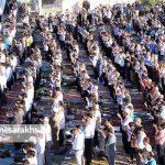 تصاویر اقامه نماز عید فطر در سرخس (۱۲)
