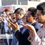 تصاویر اقامه نماز عید فطر در سرخس (۱۳)