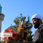 تصاویر اقامه نماز عید فطر در سرخس (۱۵)