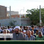 تصاویر اقامه نماز عید فطر در سرخس (۸)