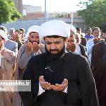 تصاویر اقامه نماز عید فطر در سرخس (۹)
