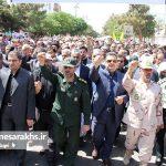 راهپیمایی روز جهانی قدس در سرخس (۱)