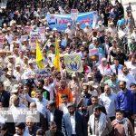 راهپیمایی روز جهانی قدس در سرخس (۵)