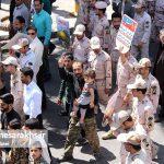 راهپیمایی روز جهانی قدس در سرخس (۸)