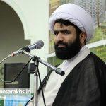 مراسم گرامیداشت سالگرد ارتحال امام خمینی (ره) در سرخس (۱۱)