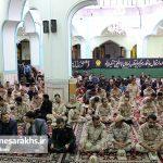 مراسم گرامیداشت سالگرد ارتحال امام خمینی (ره) در سرخس (۵)