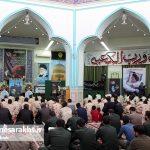 مراسم گرامیداشت سالگرد ارتحال امام خمینی (ره) در سرخس (۶)