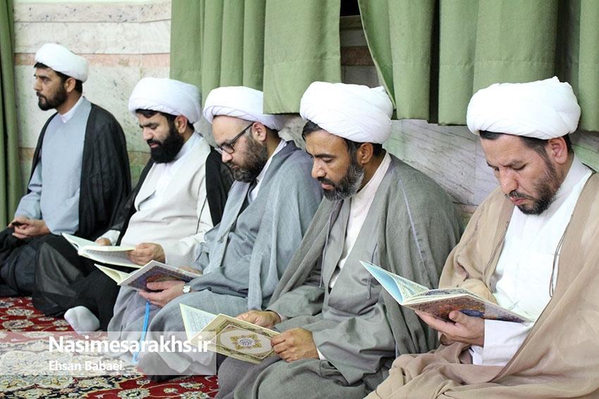 مراسم گرامیداشت سالگرد ارتحال امام خمینی (ره) در سرخس