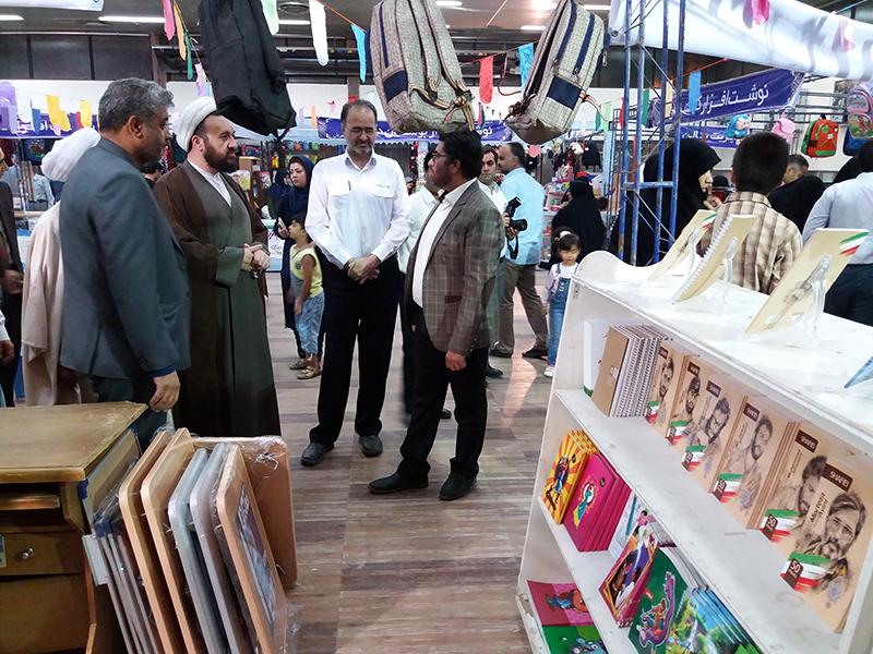 برپایی سومین نمایشگاه نوشتافزارهای ایرانی – اسلامی در سرخس/ تمام نوشتافزارها با تخفیف ۱۰ تا ۱۵ درصد عرضه میشود