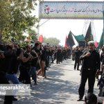 مراسم روز عاشورای حسینی در سرخس- شهریور ۹۷ (۱)