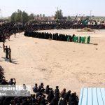 مراسم روز عاشورای حسینی در سرخس- شهریور ۹۷ (۱۱)