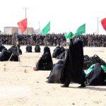 مراسم روز عاشورای حسینی در سرخس- شهریور ۹۷ (۱۲)
