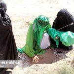 مراسم روز عاشورای حسینی در سرخس- شهریور ۹۷ (۱۵)