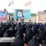 مراسم روز عاشورای حسینی در سرخس- شهریور ۹۷ (۲۳)