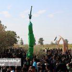 مراسم روز عاشورای حسینی در سرخس- شهریور ۹۷ (۵)