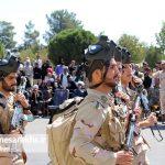 مراسم رژه نیروهای مسلح شهرستان سرخس-بخش دوم- شهریور ۹۷ (۵)