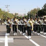 مراسم رژه نیروهای مسلح شهرستان سرخس-بخش دوم- شهریور ۹۷ (۶)