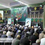آیین تودیع و معارفه امامجمعه سرخس (۱۳)