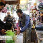 بازاریان سرخس به پویش کاسب امین پیوستند (۷)