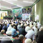 خداحافظی امامجمعه سرخس با مردم-۱۳مهر۹۷ (۳)