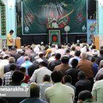 خداحافظی امامجمعه سرخس با مردم-۱۳مهر۹۷ (۶)