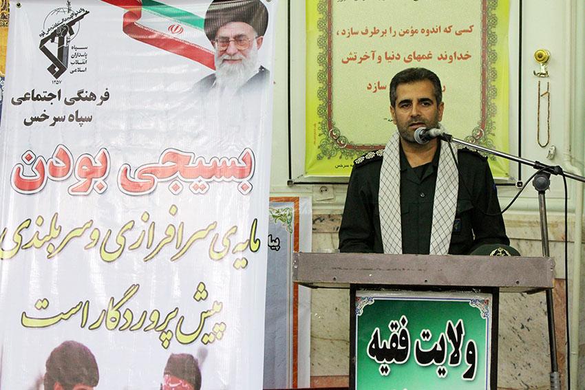 جبهه مقتدر مقاومت اسلامی با الگو گیری از تفکر بسیج بهزودی شکل میگیرد