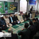 مراسم جشن آغاز هفته وحدت در شهرستان سرخس (۲)