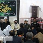 مراسم جشن آغاز هفته وحدت در شهرستان سرخس (۵)