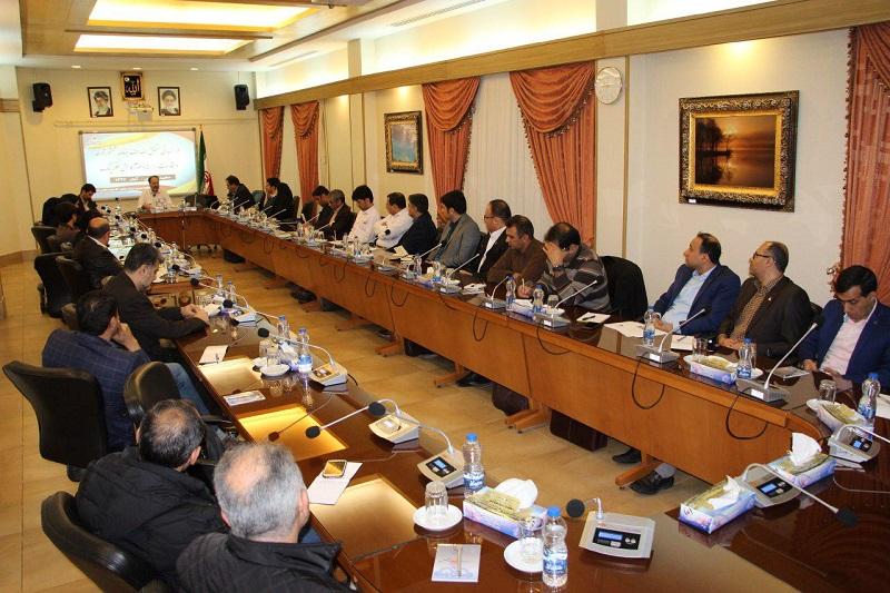 هم اندیشی بررسی میزان تحقق اهداف برنامه ششم توسعه در مشهد