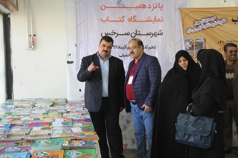 بازدید معاون فرهنگی ارشاد خراسان رضوی از پروژه های فرهنگی پالایشگاه سرخس